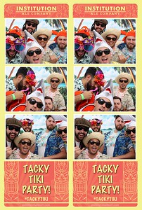 Institution Ale Co.: Tacky Tiki Party 2019