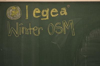Winter OSM 2014 in Graz, Austria