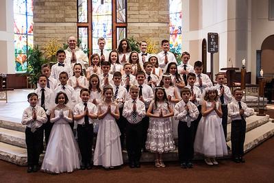 2018 SMK Adrian First Communion