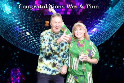 Wes and Tina