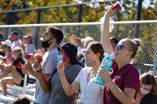 Willamette (M) vs. Pacific Lutheran - Oct. 3, 2021