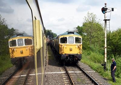 Severn Valley Railway diesels, 2019