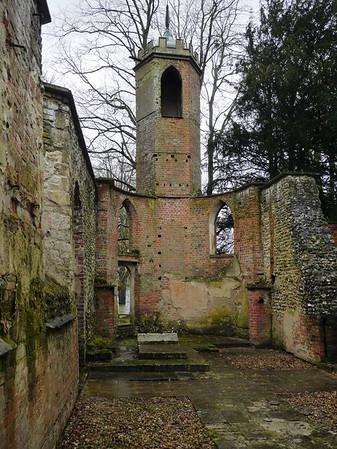 Mongewell (1 Church)