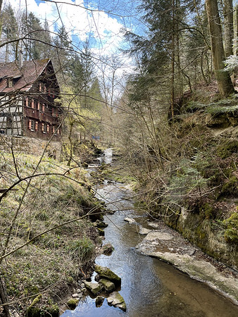 Germany - Laufmühle