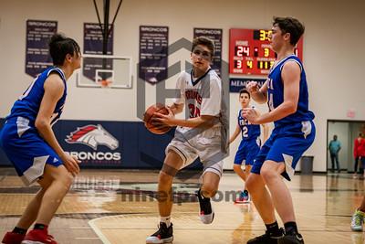 BACS Boys Varsity Basketball 02.04.20