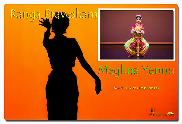 Meghna's Ranga Pravesham 2018 - Highlights