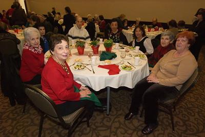 Philoptochos Seniors Christmas Luncheon - December 4, 2014