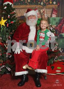 Kiddie Land - Santa 2018