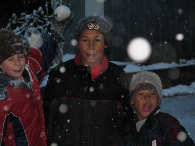 2005_11_23 First Snow