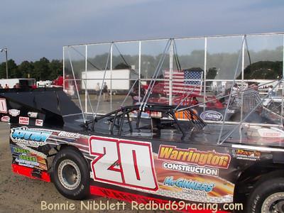July 4, 2009 Redbud's Pit Shots Delaware Internationl Speedway