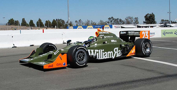2008 Infineon Raceway