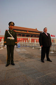 Behai Park and Forbidden City