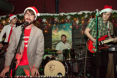 #433 Ugly Sweater Party @ Monkey Wrench, 12/22/13