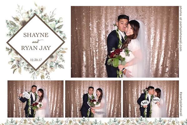 Ryan & Shayne's Wedding (LED Open Air Photo Booth)