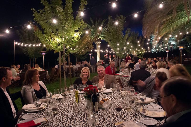 Patron Dinner at Grgich Hills Estate