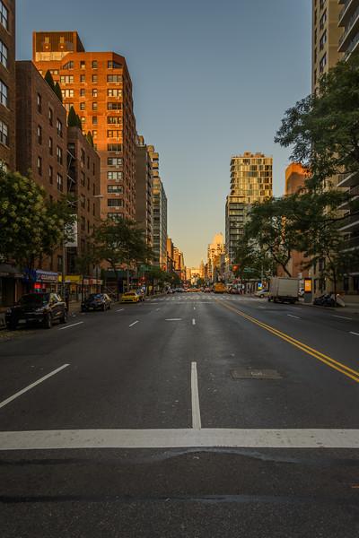 Quiet Urban Streets