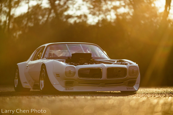 Riley Stair's Pontiac Trans Am