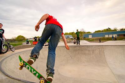 Portland Skate Park