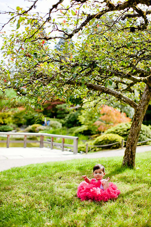 Adriana Ela - 9 month shoot