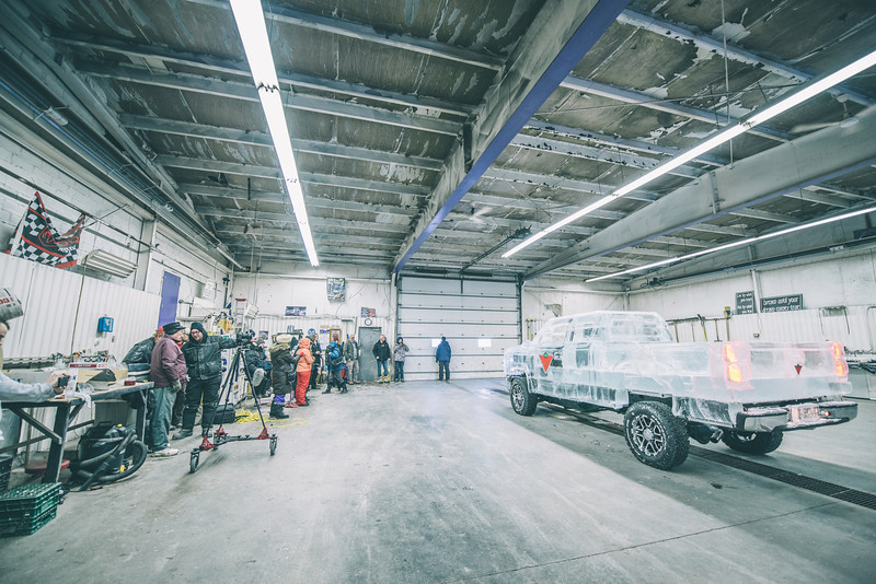 "helping www.reemond.com with shooting the Canadian Tire ""ice truck"" timelapse melt video. Check out the finished video here https://www.youtube.com/watch?v=P5lbibXnOcA"