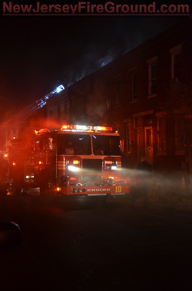 12-3-2012(Camden County)CAMDEN CITY 543 Newton Ave-2nd Alarm Dwelling