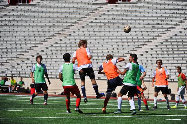 Indiana University Boy's Soccer Camp July 6-10, 2016
