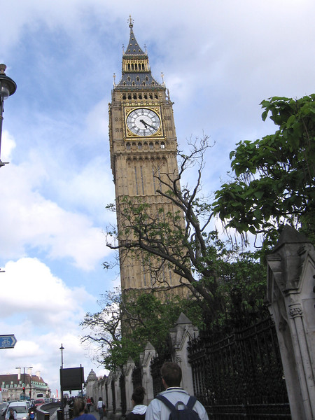 The Clock Tower (Big Ben)
