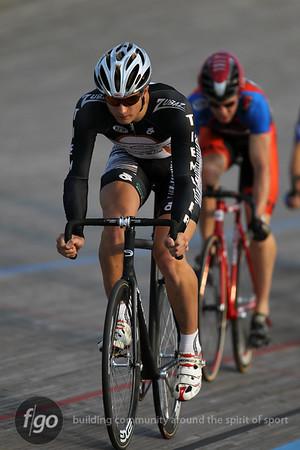 Thursday Night Lights - Bike Racing at Velodrome - 8-5-10