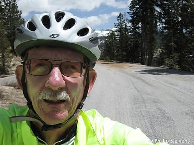 Biking Tioga Road 2012