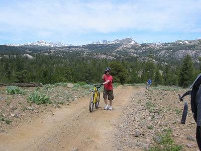 July 05: Tahoe Mtn Biking