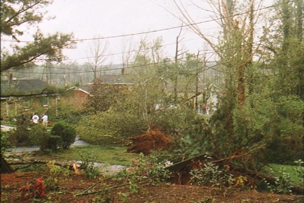 1998 Tornado