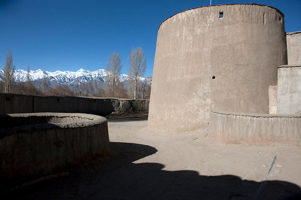 Zorawar Fort, Ladakh, India.