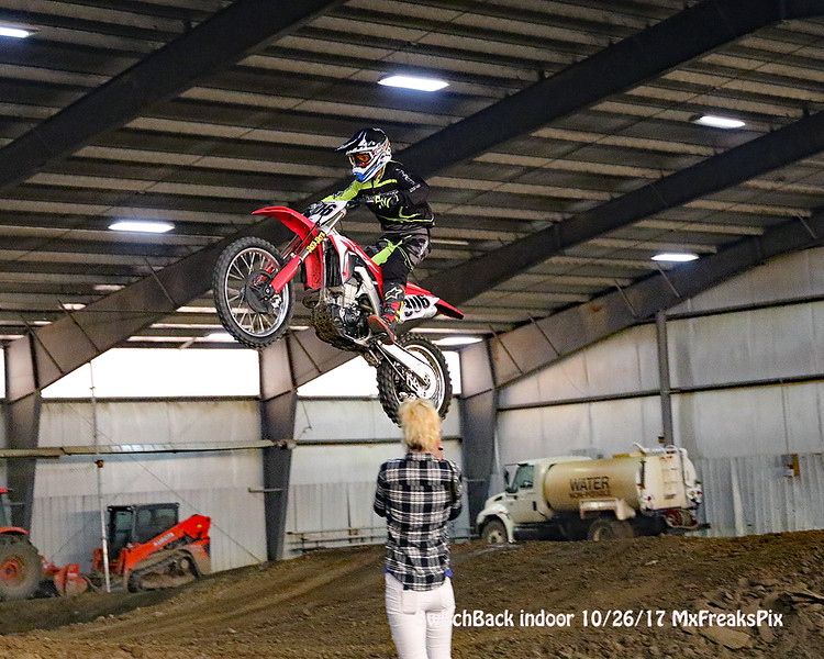 SwitchBack indoor MX 10/27/17