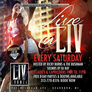 LIV 3-12-16 Saturday
