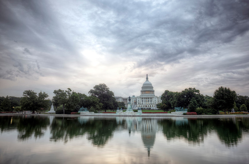 Capitol in the Clouds