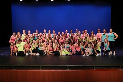 2015-05-07 2nd Semester Dance Concert Rehearsal