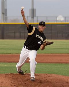 Baseball Verrado Varsity vs DE 4/25/2012