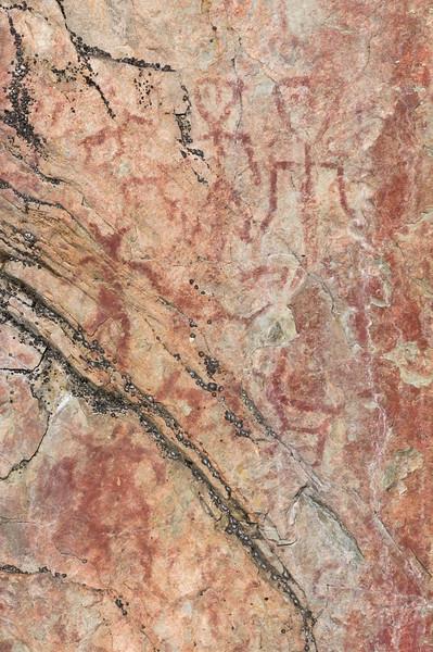 Drawings on the Rocks of Hossa II
