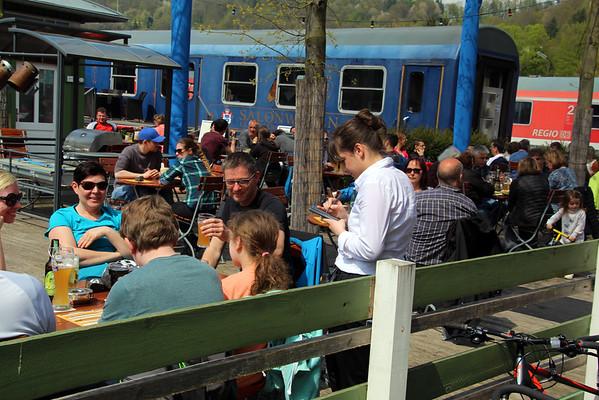 Featured Restaurant: Erlebnisbahnhof Gleis 1