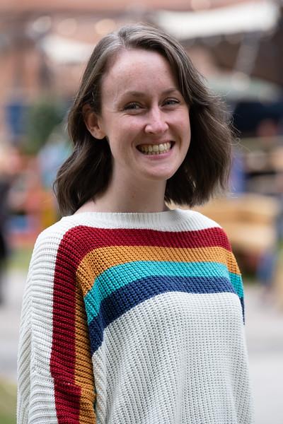 Noëlle Cobden, Communities Programme Director, Edinburgh International Book Festival