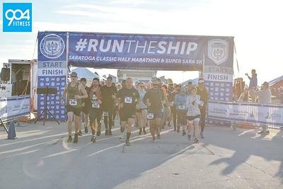 Saratoga Classic Half Marathon & 5k 2020
