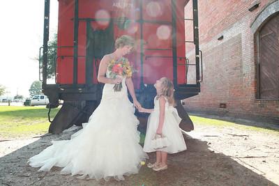 Inner Banks Photography - Kristi and Jason Wedding