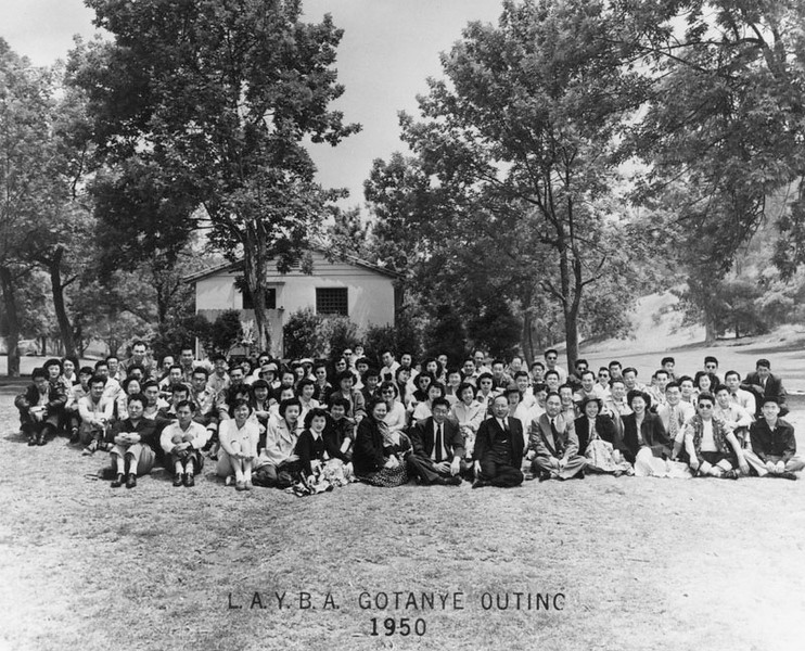 1950, L.A.Y.B.A. Gotanye Outing