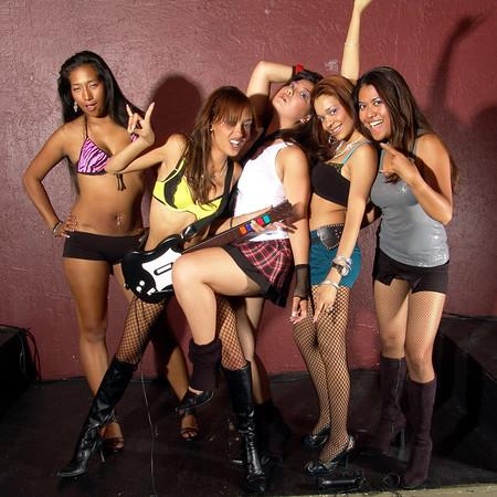 358 Culture Club Model shoot  9 12 2006