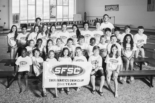 Swim Fanatics Team