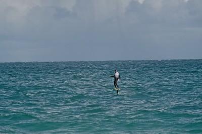 Kite surfing Quinns Rocks