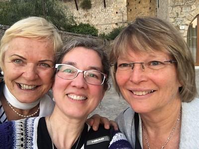 Threshold Reunion - Monteriggioni, Italy - Sept 2017