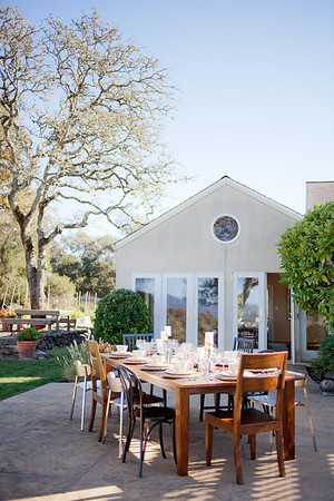 Crate & Barrel | Sonoma Dinner 2012