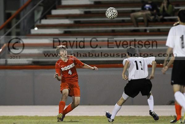 Boys JV Soccer - 2013