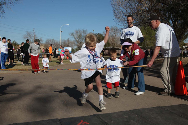 Feb 2012: Susan's Run Tempe AZ